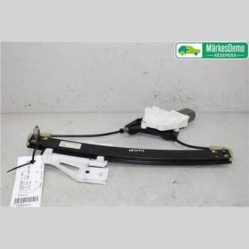 Fönsterhiss Elektrisk Komplett AUDI A1/S1 11-18 AUDI            8X A1 SPORTBACK 2014 8X4839462A