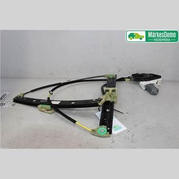 Fönsterhiss Elektrisk Komplett AUDI A1/S1 11-18 AUDI            8X A1 SPORTBACK 2014 8X4837462A