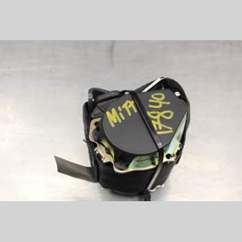 Säkerhetsbälte Mitten Bak PEUGOT 208 16-19 1.2VTi Kombi-sedan 82HK 2017 96730249XY