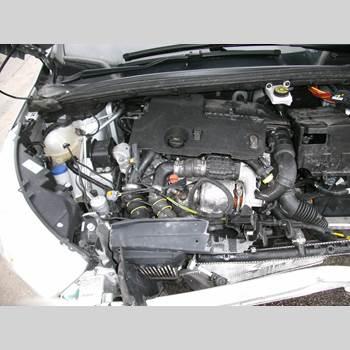 Motor Diesel CITROEN C4 II 2011-2018  C4 2011 0135 RG