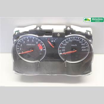 Instrument - Komb. NISSAN NOTE E11 06-14 1,4 I. NISSAN NOTE 2010 24810BH10A