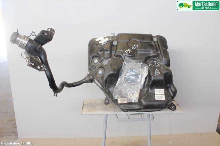 Bränsletank insprutning - Bak image