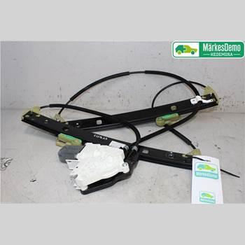 Fönsterhiss Elektrisk Komplett AUDI A1/S1 11-18 AUDI            8X A1 SPORTBACK 2014 8X4837461A