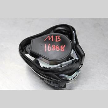 Säkerhetsbälte Mitten Bak AUDI A4/S4 05-07 2,0TDI Quattro Diesel 170HK 2007