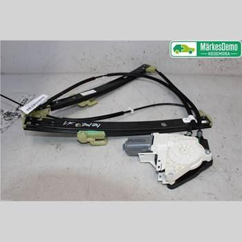 Fönsterhiss Elektrisk Komplett AUDI A1/S1 11-18 AUDI            8X A1 SPORTBACK 2015 8X4837461A