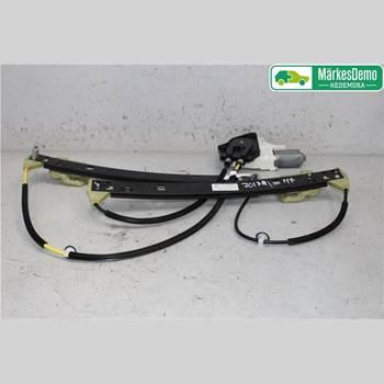 Fönsterhiss Elektrisk Komplett AUDI A1/S1 11-18 AUDI            8X A1 SPORTBACK 2015 8X4837462A