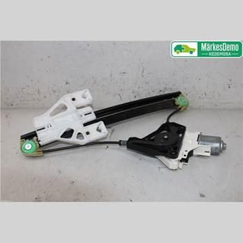 Fönsterhiss Elektrisk Komplett AUDI A1/S1 11-18 AUDI            8X A1 SPORTBACK 2015 8X4839462A