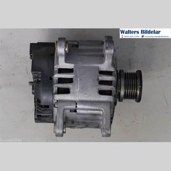 Generator VW CADDY 16- VW CADDY KORT SKÅP 2+1+2D 2016 03L903023LX