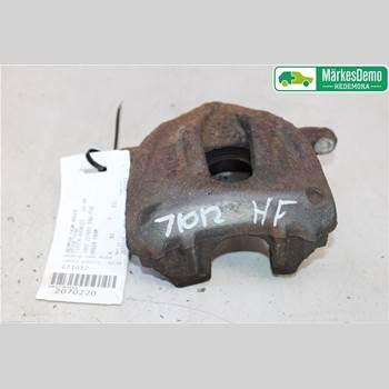 BROMSOK FRAM HÖGER TOYOTA AVENSIS   03-06 TOYOTA AVENSIS (II) 2003 47730-05060