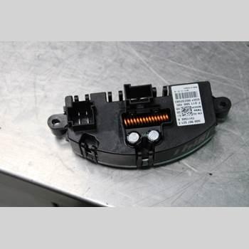 Värmefläktsmotstånd VW GOLF / E-GOLF VII 13- 1.6TDi 4motion Kombi 105HK 2014 5Q0907521E