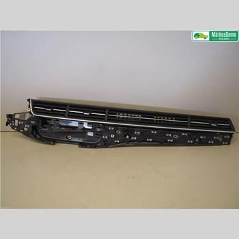 Defrosterkanal/Munstycke AUDI Q7/SQ7 3,0 TDI. AUDI Q7 2015 4M1820902AR