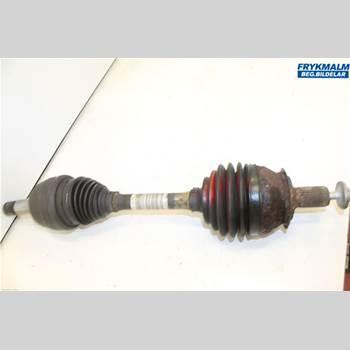 Drivaxel Vänster Fram MB B-KLASS (W246) 12-18 1.8 CDI OM651.901 2012 A2463303100
