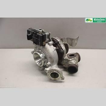 Turboaggregat AUDI Q7/SQ7 3,0 TDI. AUDI Q7 2015 059145873BP