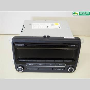 RADIO / STEREO   VW POLO 10-17 1,4 TSI. VW POLO GTI 2012 5M0057186JX