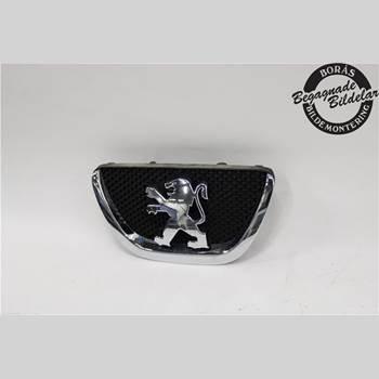 Emblem PEUGEOT 107 Peugeot 107 2011 7810N6