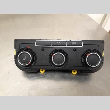 AC Styrenhet AC Manöverenhet VW TRANSP/Caravelle 16- VOLKSWAGEN, VW TRANSPORTER 2017 7E0907047AG