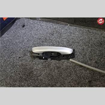Dörrhandtag Höger Yttre VW POLO VI 18- VOLKSWAGEN, VW 2018 2G0 837 206 G