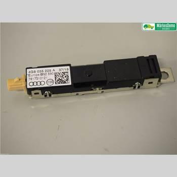 Antennförstärkare AUDI A7/S7 4G 11-17 3,0 TDI. AUDI A7 QUATTRO SPORTBACK 2016 4G8035225A