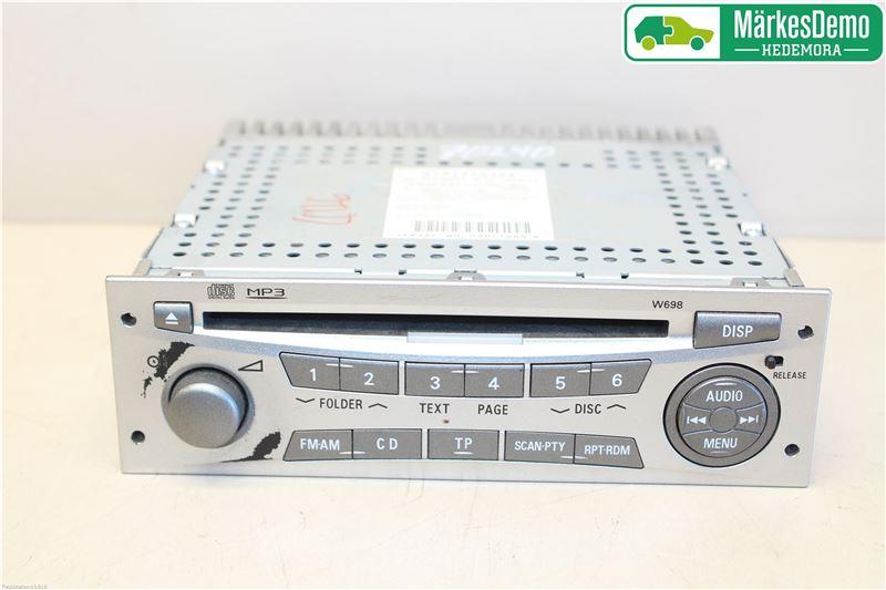 RADIO CD/MULTIMEDIAPANEL till MITSUBISHI L200 2006-2015 G 8701A284HA (0)