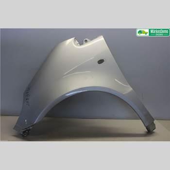 Skärm Fram Vänster MB A-KLASS (W168) 98-04 1,6 I. MB A160 2002 A1688800718