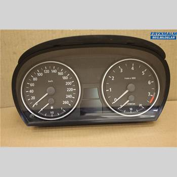 BMW 3 E90/91 SED/TOU 05-12 325I N52-B25A 2005 62109316145