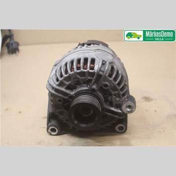 Generator BMW 5 E60/61 Sed/Tou 02-10 BMW 525 IA TOURING 2005 12317541696