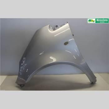Skärm Fram Vänster MB A-KLASS (W168) 98-04 1,6 I. MB A160 (W168) 1998 A1688800718
