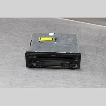 CD Radio NISSAN NOTE E11 06-14 1.4i  88HK 2006 28185BC411