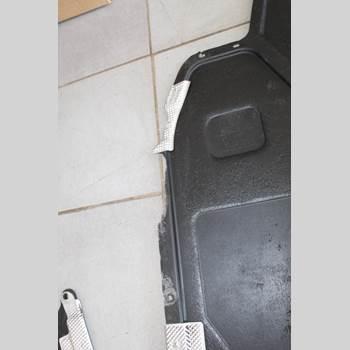 Hasplåt Plåt/Plast BMW 5 E60/61 Sed/Tou 02-10 BMW 530I SEDAN 2005