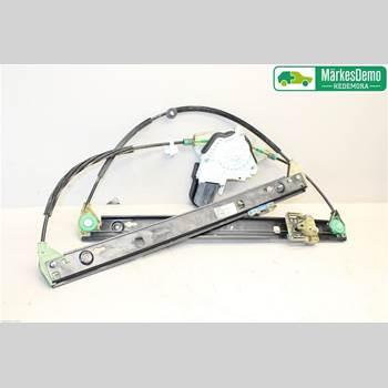 Fönsterhiss Elektrisk Komplett AUDI A6 3.0D QUATTRO SEDAN 4D 2011 4H0 837 461 B