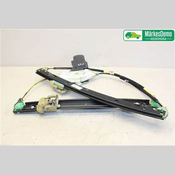 Fönsterhiss Elektrisk Komplett AUDI A6 3.0D QUATTRO SEDAN 4D 2011 4H0 837 462 B