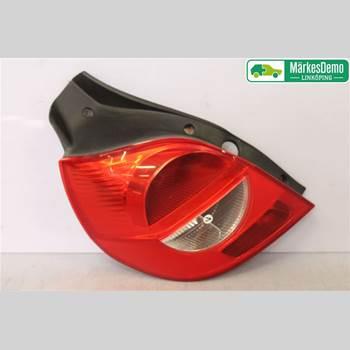 RENAULT CLIO III  06-09 RENAULT R CLIO 2006 8200459962