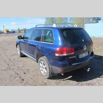Växellåda Automat VW TOUAREG I 03-10 VW TOUAREG R5 TDI PF 2007
