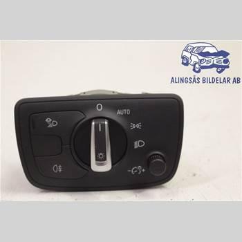 Strömställare Ljus AUDI A6/S6 12-18 4DSED 2,0TDI 6VXL SER ABS 2011 4G0 941 531 E