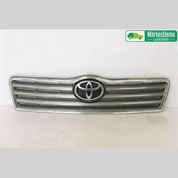GRILL/GALLER TOYOTA AVENSIS   03-06 Toyota Avensis   03-06 2006 53100-05060-B2