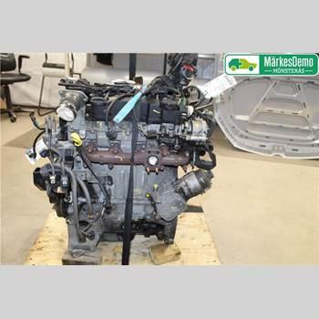 Motor Diesel FORD FIESTA 09-12 Ford Fiesta     09-12 2009 1699880