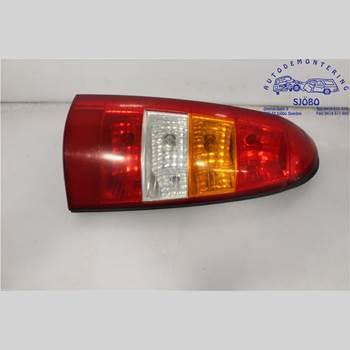 Bakljus Vänster OPEL ASTRA G 98-03 Opel Astra G 98-03 2000 9117210
