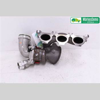 TURBOAGGREGAT BMW 2 F45 Active Tourer 14- Bmw 225xe  F45 M-sport  14- 2017 11658600045