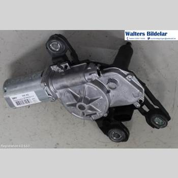 Torkarmotor Baklucka SKODA RAPID Rapid 2015 5F4955711