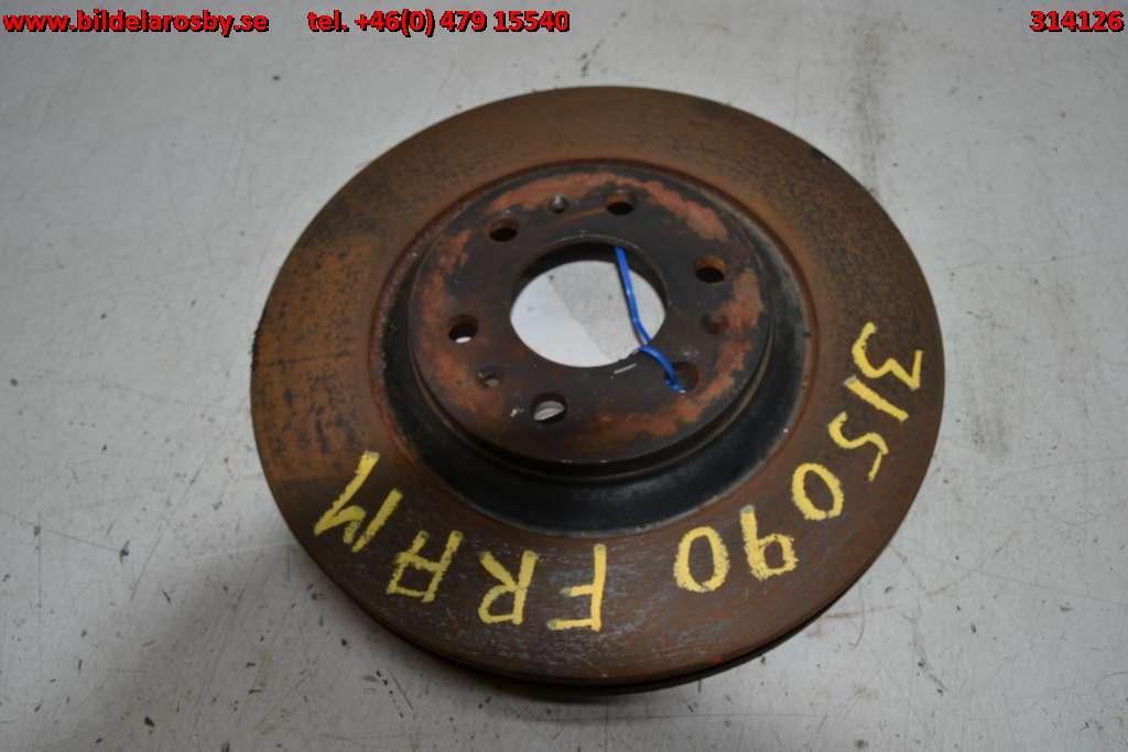 BROMSSKIVA FRAM till CADILLAC SRX US 530-02155 (0)