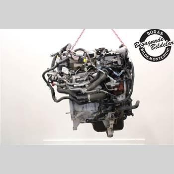 Motor Diesel CITROEN C4 II 2011-2018 Citroen C4 Ii 11-18 2011 0135TQ