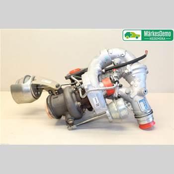 Turboaggregat MB C-KLASS (W205) 14- MERCEDES-BENZ C-KLASS SEDAN 4D 2015 A 651 090 15 86
