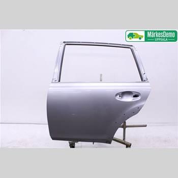 Dörr Vänster Bak SUBARU OUTBACK 10-15 Subaru Outback 2,0 4wd 10-14 2012 60409AJ1139P