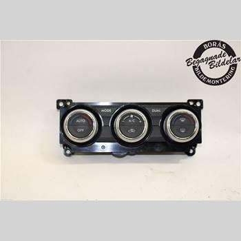 AC Styrenhet AC Manöverenhet SUBARU LEVORG Subaru Levorg 2016 72311VA160