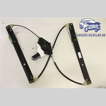 Fönsterhiss Elektrisk Komplett AUDI A4 12-15 5DCBI 2,0TDi AUT SER ABS 2013 8K0837461A