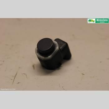 Parkeringshjälp Backsensor NISSAN QASHQAI 10-14 1,6 DCI. NISSAN QASHQAI 2012 28438BG00A