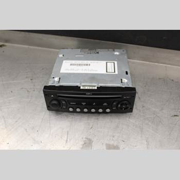 RADIO CD/MULTIMEDIAPANEL CITROEN C4 I   05-10 1,6HDi 109hk 2008