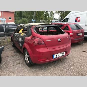 Skärm - Innerskärm KIA CEE´D 12-18 KIA CEED 2,0 CRDI 3D SPO 2008