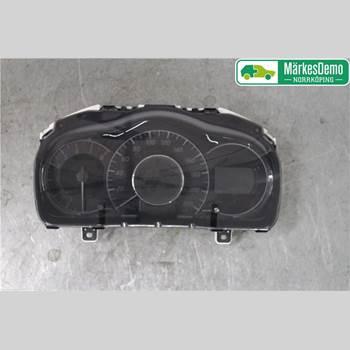 Instrument - Komb. NISSAN NOTE E11 06-14 NISSAN NOTE (E11) 06-14 2015 248103VV0A
