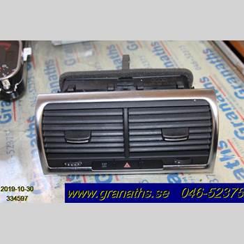 Defrosterkanal/Munstycke AUDI Q7/SQ7 AUDI Q7 3.0 TDI TIPTRON 2007